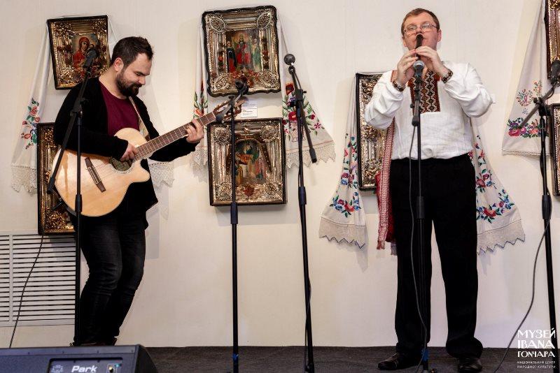 Фольклорному гурту «Рожаниця» 10 років